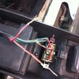 Saneado cableado elevalunas